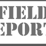 New Feature: Field Reports