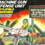 New Field Report: Machine Gun Defense Unit by KansasBrawler