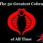 Underscoopfire's 50 Greatest Cobra Characters