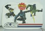 GI Joe Placemat - Ninja Force