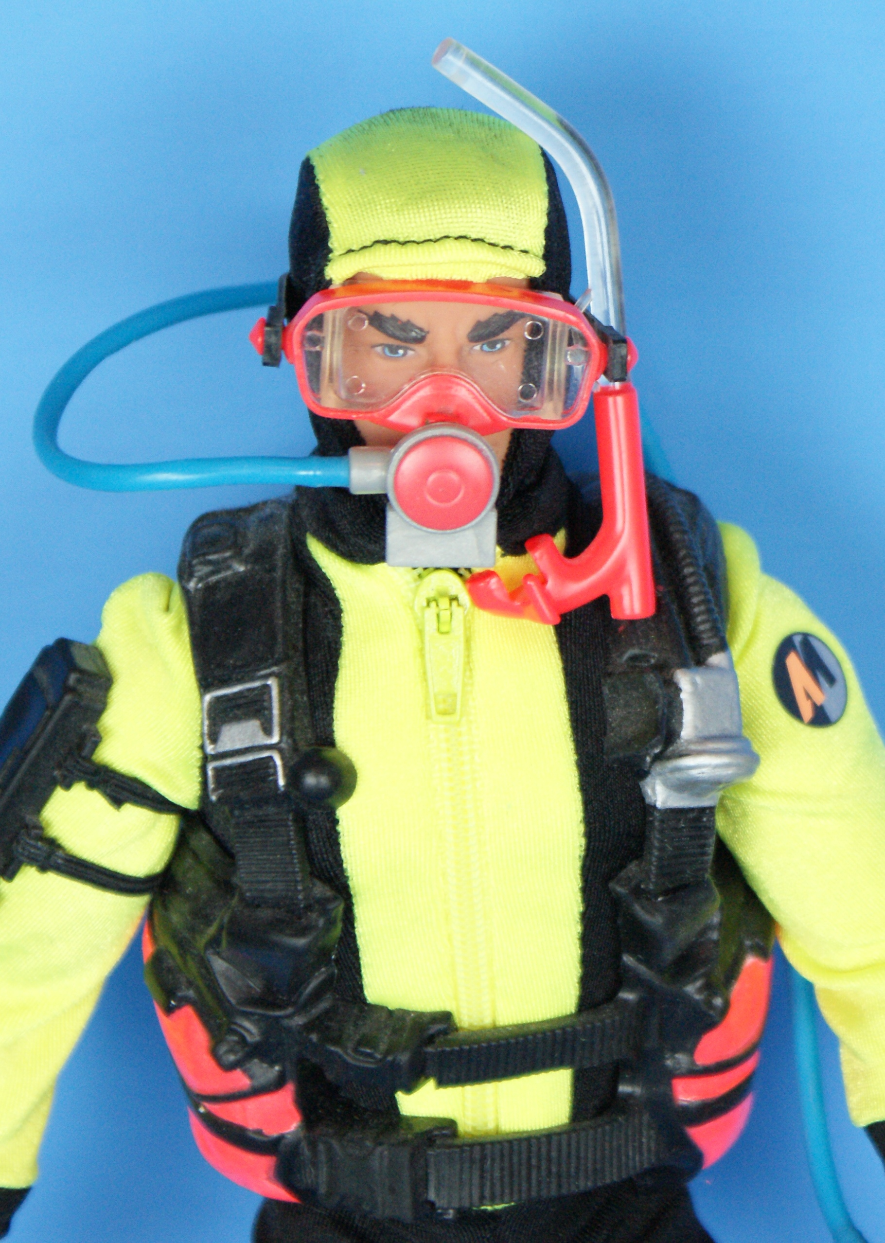 action man scuba diver  1993