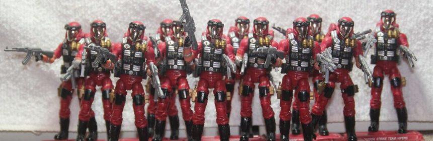 Crimson Strike Team Viper