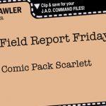 Comic Pack Scarlett (25th Anniversary)