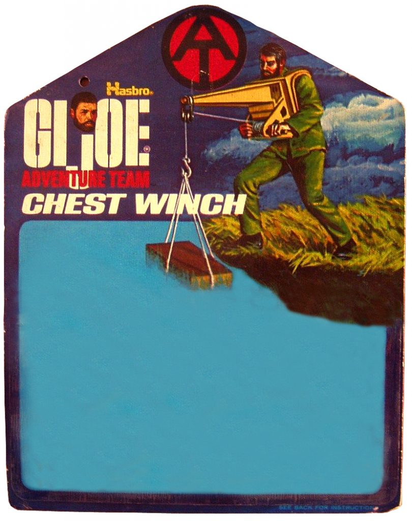 Adventure Team Chest Winch